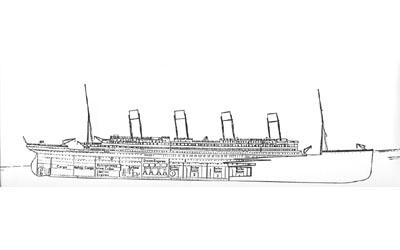 Titanic descent 2am
