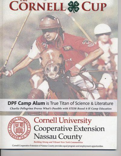 Cornell Cup DPF Camp cover