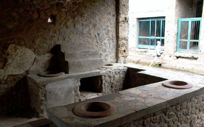 Fast food in Herculaneum