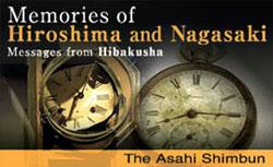 Cover of Memories of Hiroshima and Nagasaki