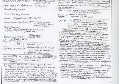 Titanic Document 1