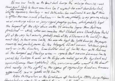 Titanic Document 28
