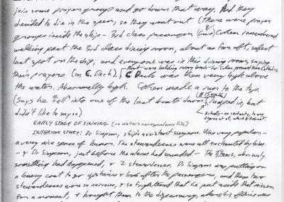 Titanic Document 33