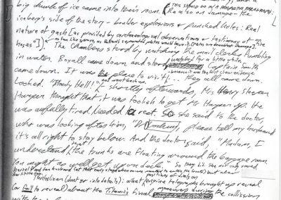 Titanic Document 38a