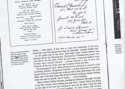 Titanic Document 45a