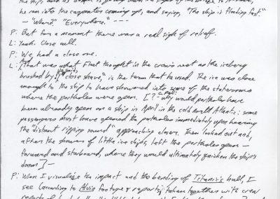 Titanic Document 46